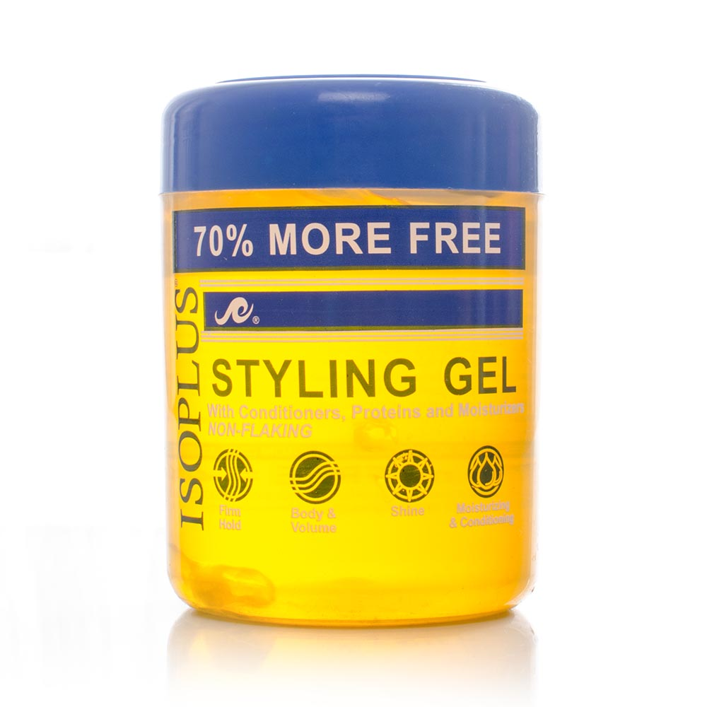 Hair Gel Styles: Africa Cash & Carry