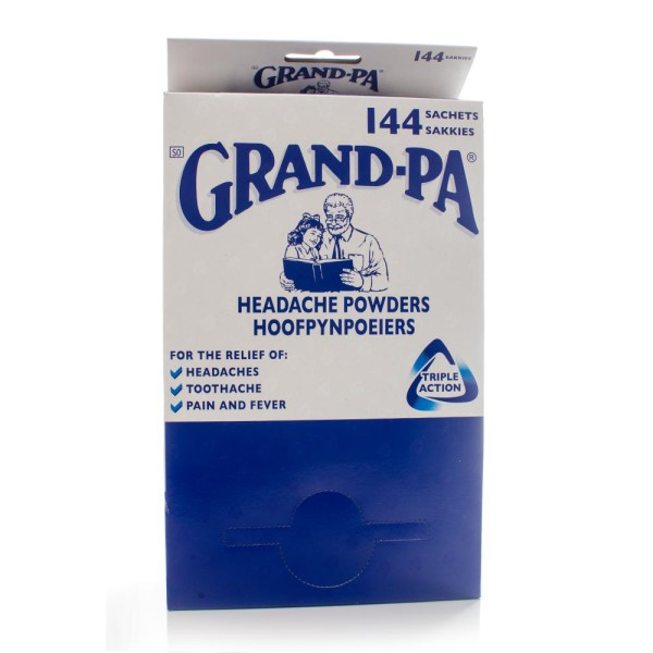 Grandpa Powders